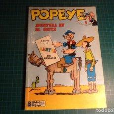 Cómics: POPEYE. N° 6. BURU LAN. NO CONTIENE EL CARTEL. (M-11).. Lote 268789084
