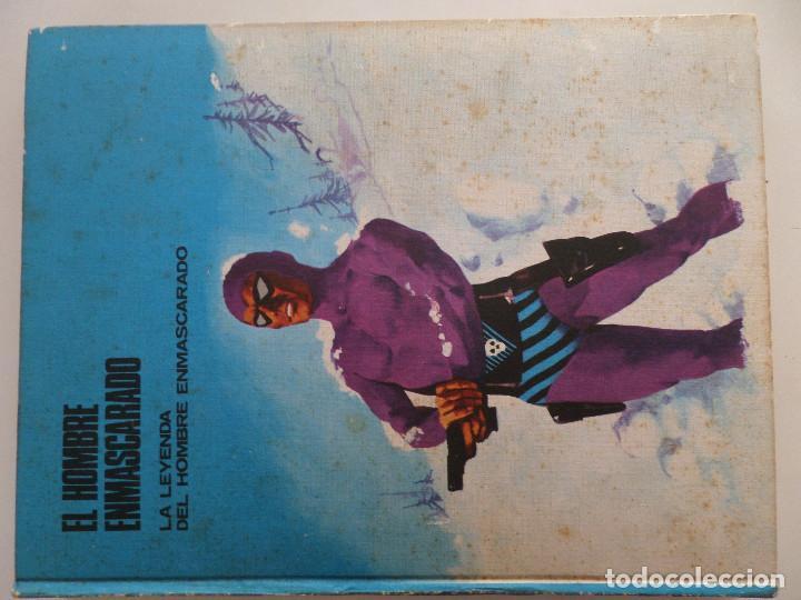 HOMBRE ENMASCARADO BURU LAN EDICIONES (Tebeos y Comics - Buru-Lan - Hombre Enmascarado)