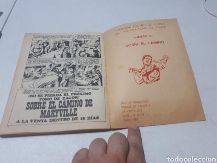 Cómics: ZAGOR J DE PIC N° 56 BURU LAN S.A. DE EDICIONES - Foto 2 - 269063178