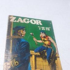 Cómics: ZAGOR J DE PIC N° 56 BURU LAN S.A. DE EDICIONES. Lote 269063178