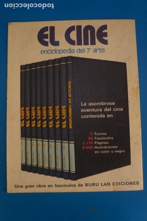 Cómics: COMIC DE DRÁCULA EMPEZO CON EL HOMBRE LOBO AÑO 1970 Nº 44 DE EDICIONES BURU LAN LOTE 27 F - Foto 2 - 269215748