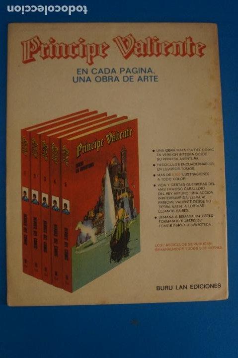 Cómics: COMIC DE DRÁCULA EL SONIDO DEL SILENCIO AÑO 1970 Nº 15 DE EDICIONES BURU LAN LOTE 27 F - Foto 2 - 269218753