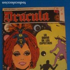 Cómics: COMIC DE DRÁCULA LA DAMA DE LOS ESPECTROS AÑO 1970 Nº 10 DE EDICIONES BURU LAN LOTE 27 F. Lote 269219228