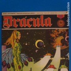 Cómics: COMIC DE DRÁCULA EXPLORADORES DEL ESPACIO AÑO 1970 Nº 1 DE EDICIONES BURU LAN LOTE 27 F. Lote 269219943
