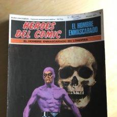 Cómics: HOMBRE ENMASCARADO DE BURULAN. Lote 269601783