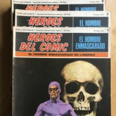 Cómics: HOMBRE ENMASCARADO- BURULAN. Lote 269602303