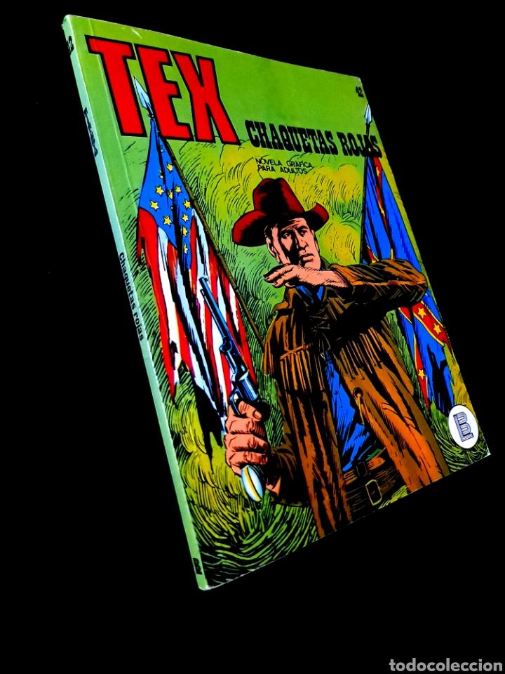 CASI EXCELENTE ESTADO TEX 42 BURU LAN (Tebeos y Comics - Buru-Lan - Tex)