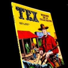 Cómics: EXCELENTE ESTADO TEX 15 BURU LAN. Lote 269806933