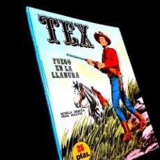 Cómics: EXCELENTE ESTADO TEX 17 BURU LAN. Lote 269807068