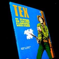 Cómics: EXCELENTE ESTADO TEX 19 BURU LAN. Lote 269807223