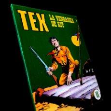 Cómics: EXCELENTE ESTADO TEX 9 BURU LAN. Lote 269808048