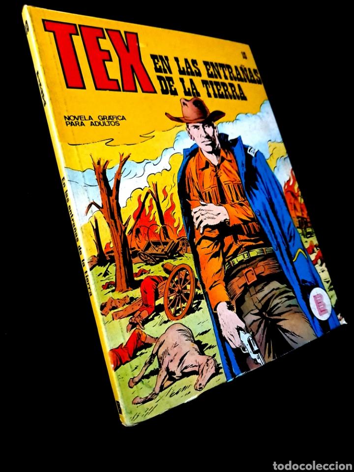 EXCELENTE ESTADO TEX 10 BURU LAN (Tebeos y Comics - Buru-Lan - Tex)