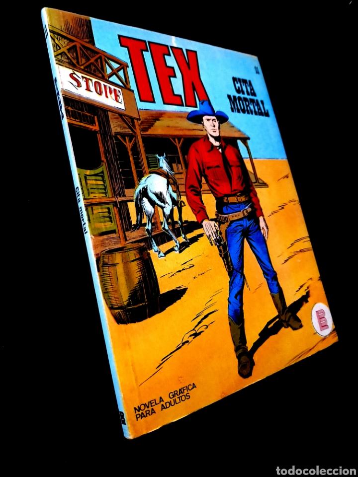 EXCELENTE ESTADO TEX 11 BURU LAN (Tebeos y Comics - Buru-Lan - Tex)