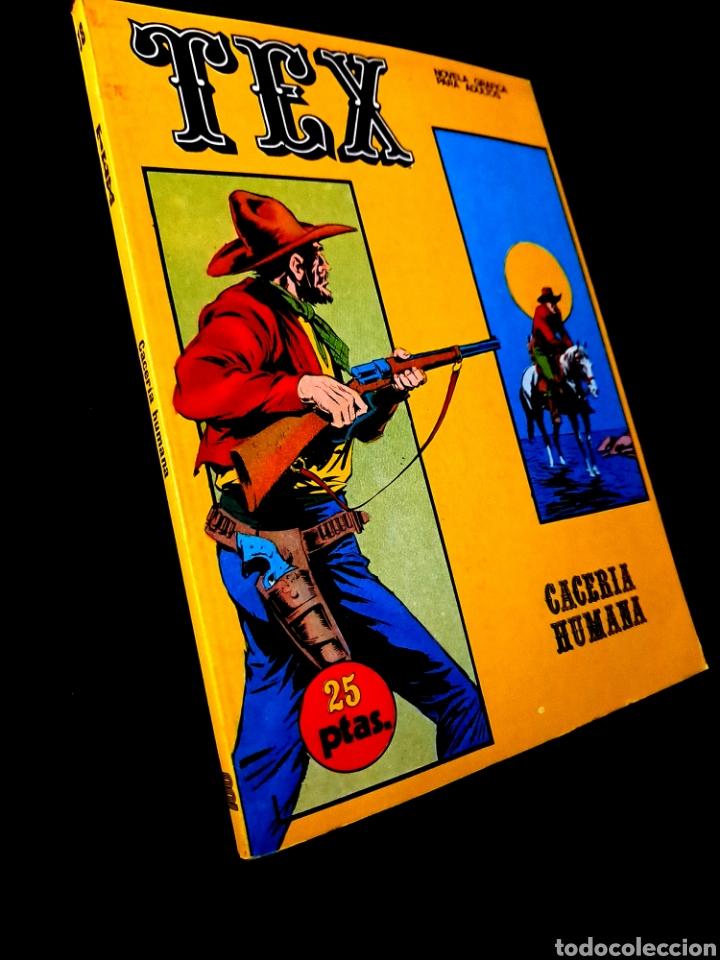 EXCELENTE ESTADO TEX 18 BURU LAN (Tebeos y Comics - Buru-Lan - Tex)