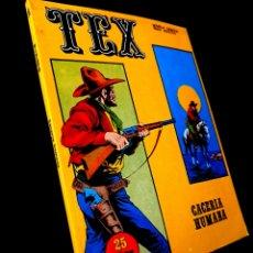 Cómics: EXCELENTE ESTADO TEX 18 BURU LAN. Lote 269808528