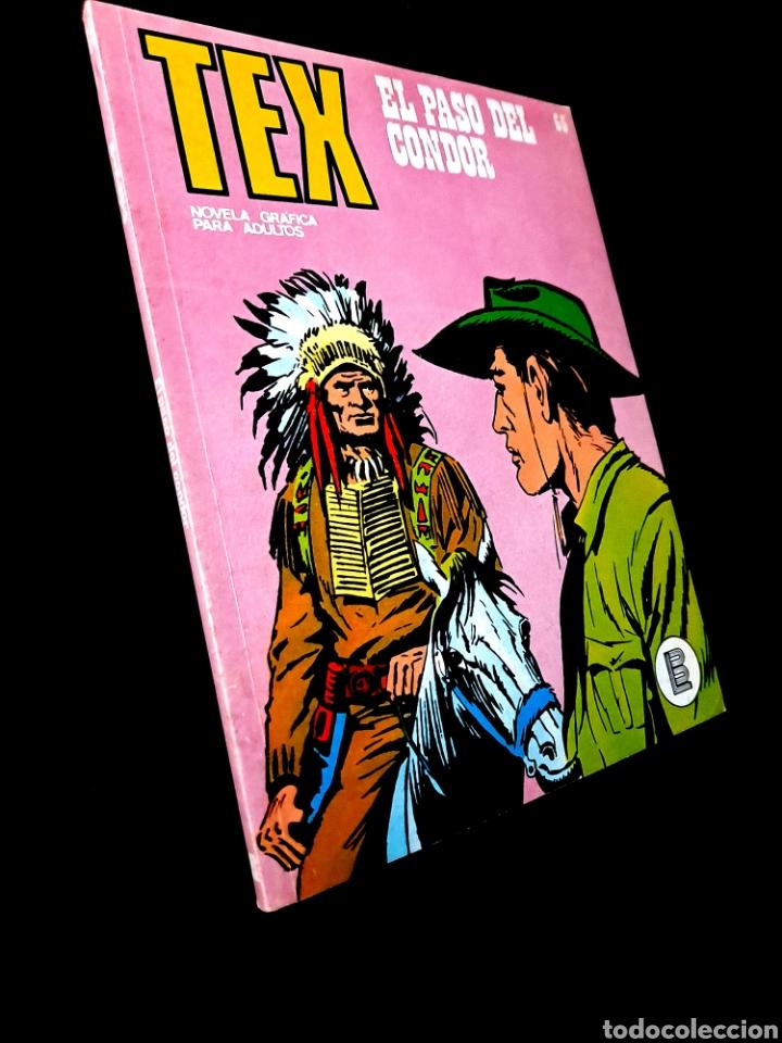 EXCELENTE ESTADO TEX 65 BURU LAN (Tebeos y Comics - Buru-Lan - Tex)