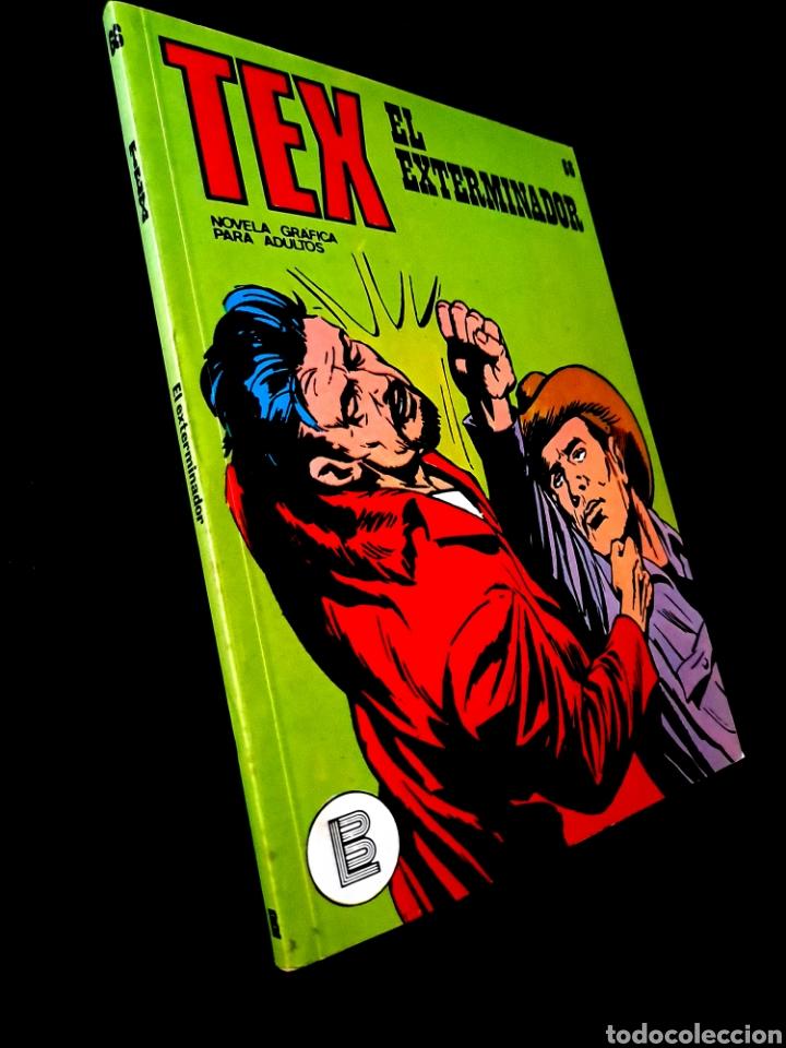 EXCELENTE ESTADO TEX 66 BURU LAN (Tebeos y Comics - Buru-Lan - Tex)