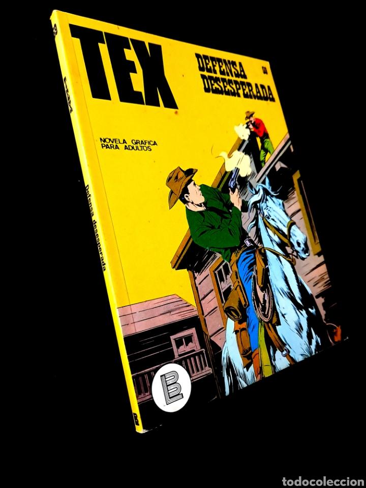 EXCELENTE ESTADO TEX 59 BURU LAN (Tebeos y Comics - Buru-Lan - Tex)