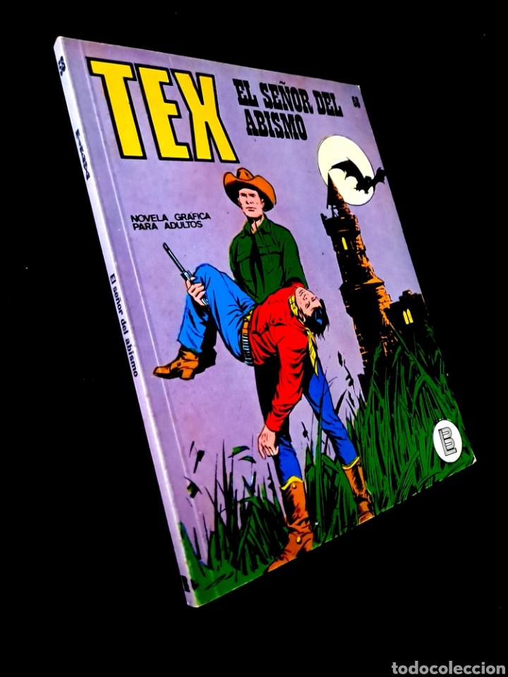 EXCELENTE ESTADO TEX 58 BURU LAN (Tebeos y Comics - Buru-Lan - Tex)
