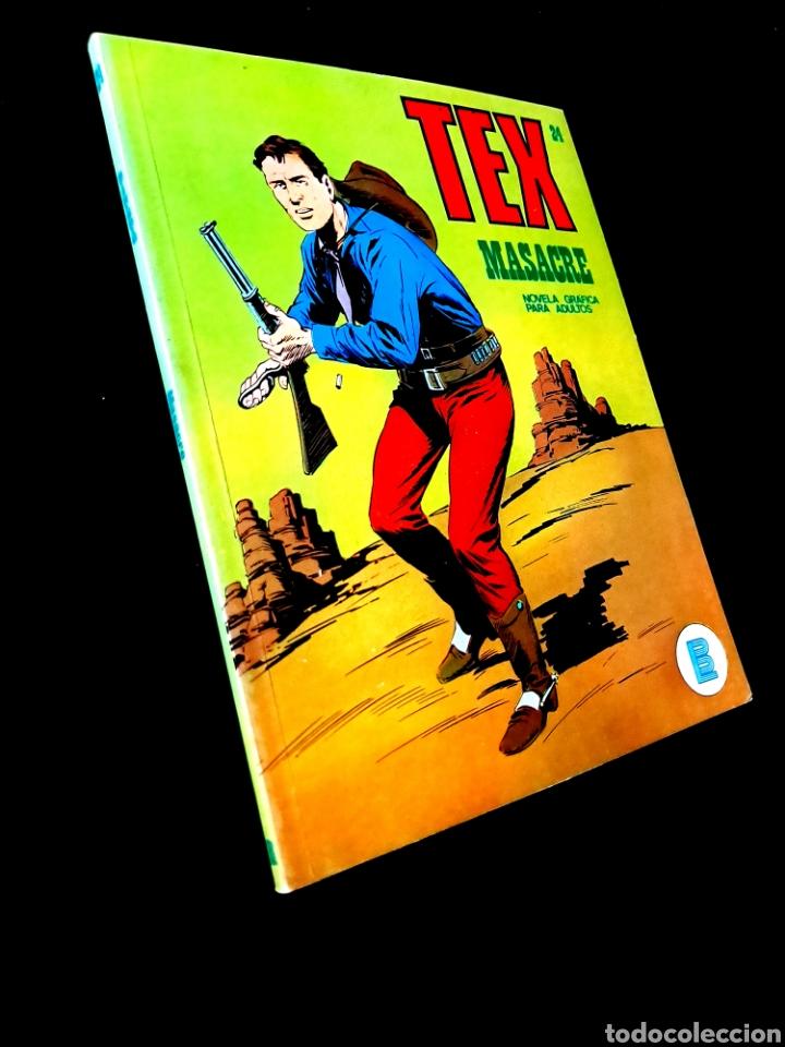 EXCELENTE ESTADO TEX 24 BURU LAN (Tebeos y Comics - Buru-Lan - Tex)
