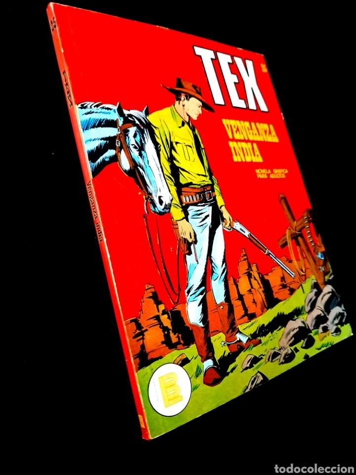 EXCELENTE ESTADO TEX 25 BURU LAN (Tebeos y Comics - Buru-Lan - Tex)