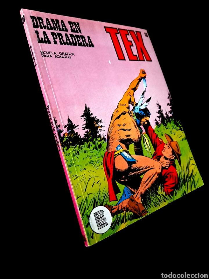 EXCELENTE ESTADO TEX 50 BURU LAN (Tebeos y Comics - Buru-Lan - Tex)