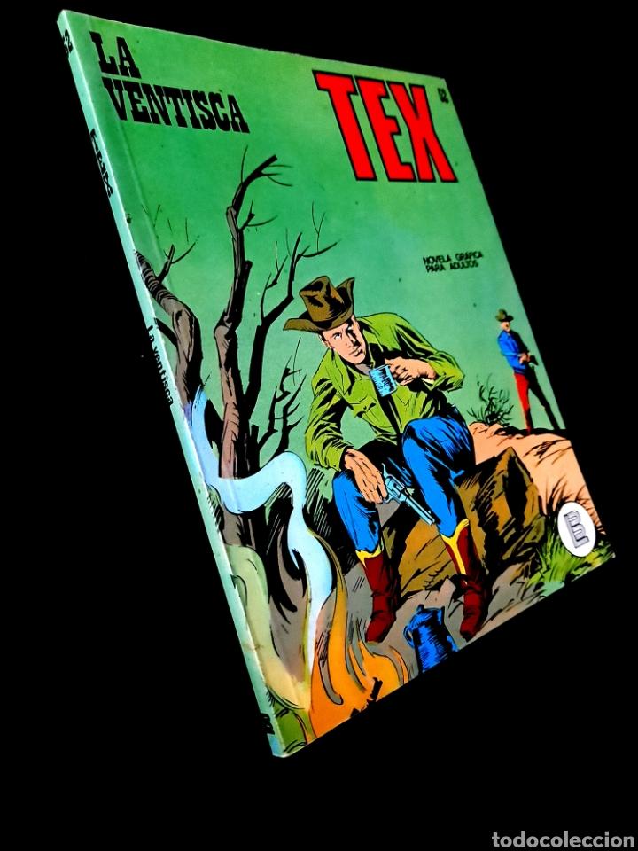 EXCELENTE ESTADO TEX 52 BURU LAN (Tebeos y Comics - Buru-Lan - Tex)