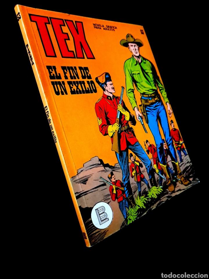 EXCELENTE ESTADO TEX 53 BURU LAN (Tebeos y Comics - Buru-Lan - Tex)