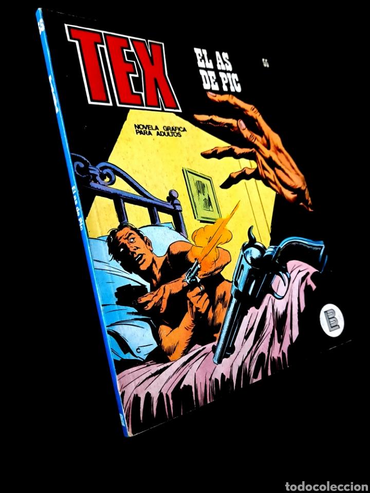 EXCELENTE ESTADO TEX 55 BURU LAN (Tebeos y Comics - Buru-Lan - Tex)