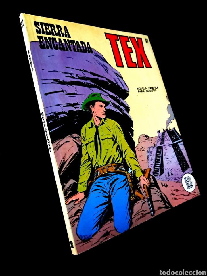 EXCELENTE ESTADO TEX 15 BURU LAN (Tebeos y Comics - Buru-Lan - Tex)