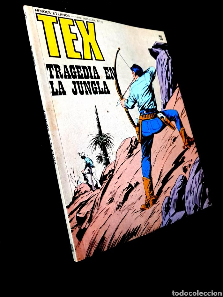 EXCELENTE ESTADO TEX 75 BURU LAN (Tebeos y Comics - Buru-Lan - Tex)