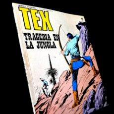 Cómics: EXCELENTE ESTADO TEX 75 BURU LAN. Lote 269822328