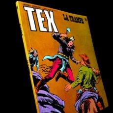 Cómics: EXCELENTE ESTADO TEX 74 BURU LAN. Lote 269822578