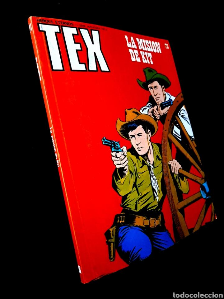 EXCELENTE ESTADO TEX 73 BURU LAN (Tebeos y Comics - Buru-Lan - Tex)