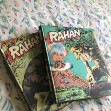 Cómics: RAHAN (EDITORIAL BURULAN) COMPLETA. Lote 270521303