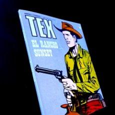 Cómics: EXCELENTE ESTADO TEX 88 BURU LAN. Lote 270522588