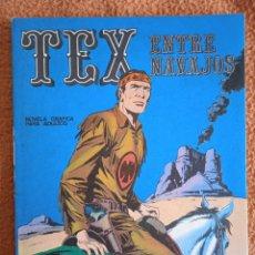 Cómics: TEX (1970, BURU LAN) 12 · 1971 · ENTRE NAVAJOS. Lote 270606368