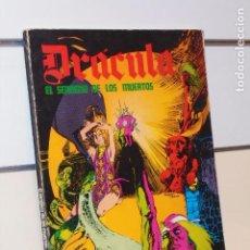 Cómics: DRACULA EL SENDERO DE LOS MUERTOS - BURU LAN OCASION. Lote 270944373