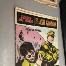 Cómics: FLASH GORDON Nº 23: LUCHA SIN CUARTEL / HÉROES DEL CÓMIC - BURU LAN. Lote 271322888