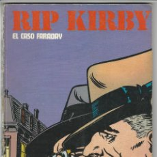 Cómics: BURU LAN. RIP KIRBY. EL CASO FARADAY.. Lote 271214968