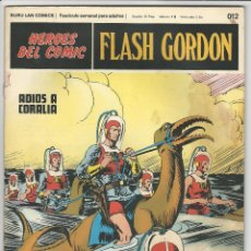 Comics: BURU LAN. HÉROES DEL CÓMIC. FLASH GORDON. 12. Lote 271268533