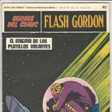 Comics : BURU LAN. HÉROES DEL CÓMIC. FLASH GORDON. 92. Lote 271268803