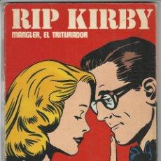 Cómics: BURU LAN. RIP KIRBY. MANGLER EL TRITURADOR.. Lote 271317568