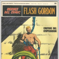 Comics: BURU LAN. HÉROES DEL CÓMIC. FLASH GORDON. 9. Lote 273198678