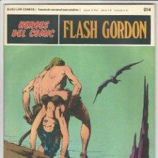 Comics: BURU LAN. HÉROES DEL CÓMIC. FLASH GORDON. 14. Lote 271326578