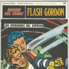 Comics : BURU LAN. HÉROES DEL CÓMIC. FLASH GORDON. 95. Lote 271326728