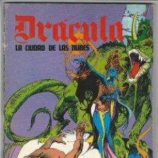 Cómics: BURU LAN. DR�CULA. LA CIUDAD DE LAS NUBES.. Lote 271326908