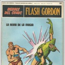 Comics: BURU LAN. HÉROES DEL CÓMIC. FLASH GORDON. 6. Lote 273198688
