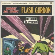 Comics : BURU LAN. HÉROES DEL CÓMIC. FLASH GORDON. 70. Lote 271327173