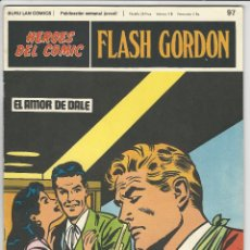 Comics : BURU LAN. HÉROES DEL CÓMIC. FLASH GORDON. 97. Lote 271327248